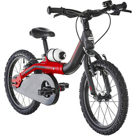 ORBEA Grow 1 Kinderen, black/red